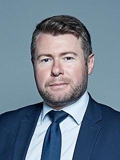 Damien Moore British politician