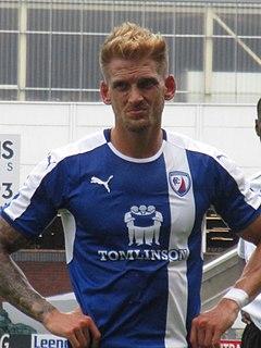 Daniel Jones (footballer) English footballer