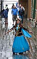 Dancing girl at Bryggen - Bergen, Norway - panoramio.jpg