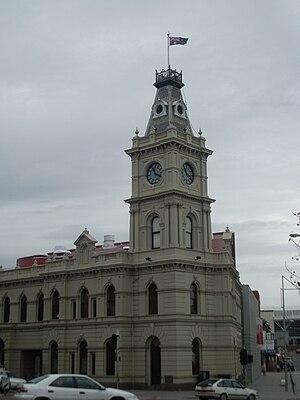 John Beswicke - Dandenong Town Hall