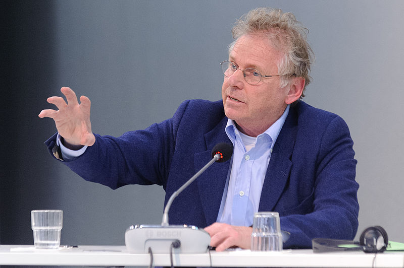 File:Daniel Cohn-Bendit - Konferenz Hellas in der Krise 2012.jpg