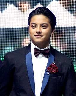 Daniel Padilla Filipino actor and singer