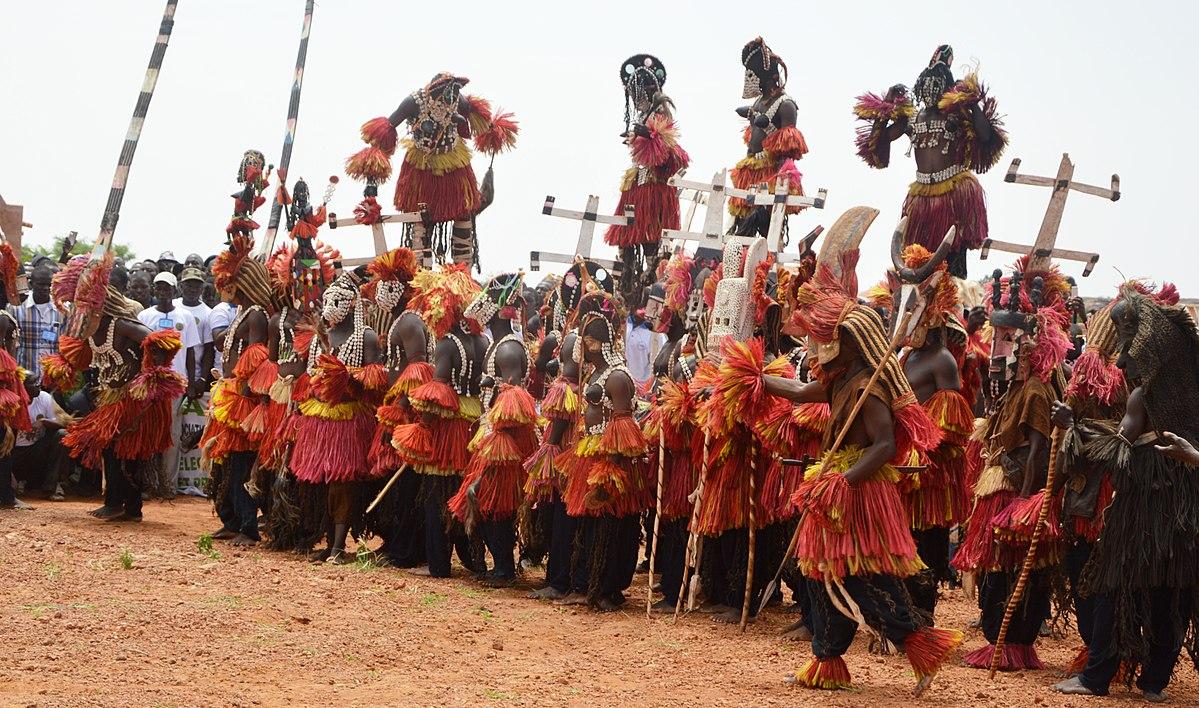 Dogon Tribal Dance