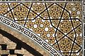 Darb-i Imam shrine spandrel.JPG
