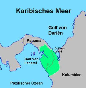 Kuba Island Map