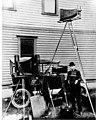 Darius Kinsey, photographer, and his equipment, 1914 (INDOCC 429).jpg
