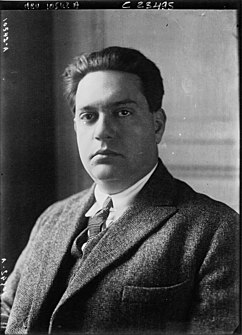 Darius Milhaud French composer and teacher