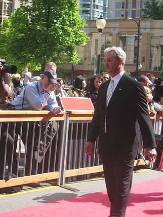 Darryl Sutter - Sutter at the 2006 NHL Awards.