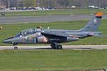 Dassault Alpha Jet E 'E83 - 705-TZ' (30210233193).jpg