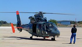 Image illustrative de l'article Eurocopter AS365 Dauphin