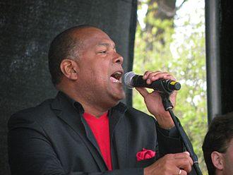 Dave Benton - Dave Benton in 2009