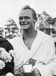 David Browning American Olympic diver