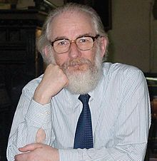Portrait de David Crystal