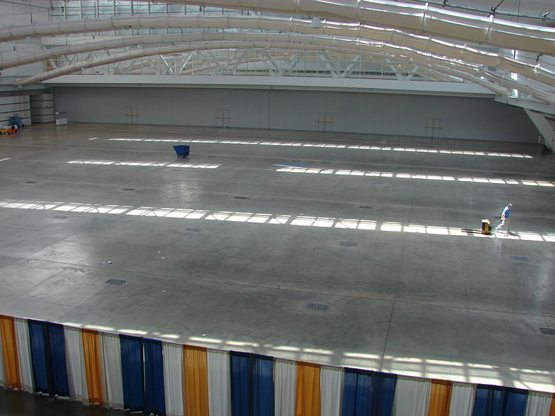 File:David L. Lawrence Convention Center west main floor.JPG