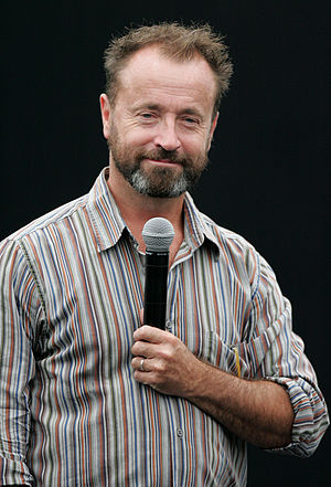 David Nykl - Nykl at the Sydney Oz Comic Con, 2014