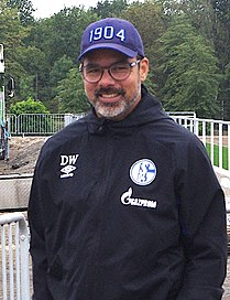 David Wagner (soccer) association football player and manager