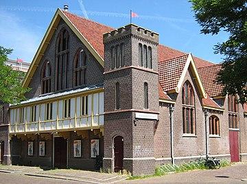 De Paardenkathedraal te Utrecht