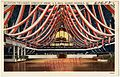 Decorations for a dance, interior of armory, U. S. Naval Academy, Annapolis, Md (60658).jpg