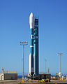 Delta II 7420 carrying COSMO-4 satellite - 101031-F-5195D-001.jpg
