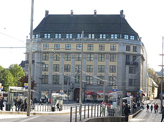 Norwegian America Line - The former headquaters is now a boutique hotel.