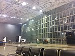 Departure Gates at Netaji Subhash Chandra Bose International Airport, Kolkata.jpg