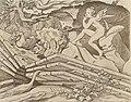 """Der Sichere Mann, Sepiazeichnung von Moritz von Schwind nach Eduard Mörikes """"Märchen vom sichern Mann"""".jpg"""