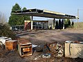 Derelict filling station, Haldon Thatch - geograph.org.uk - 1219057.jpg