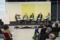 Des Browne , Rolf Nikel, Anne Finger , Steven Pifer, Katja Keul (10152085065).jpg