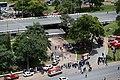 Desaba parte de viaduto do eixo rodoviário de Brasília (28337442559).jpg