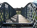 Detail of footbridge no 302a - geograph.org.uk - 749008.jpg