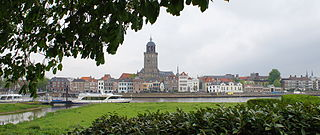 Deventer City and municipality in Overijssel, Netherlands