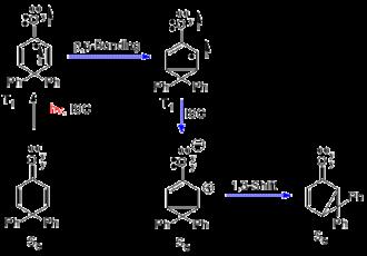 Mechanistic organic photochemistry - Image: Di Ph Dienone