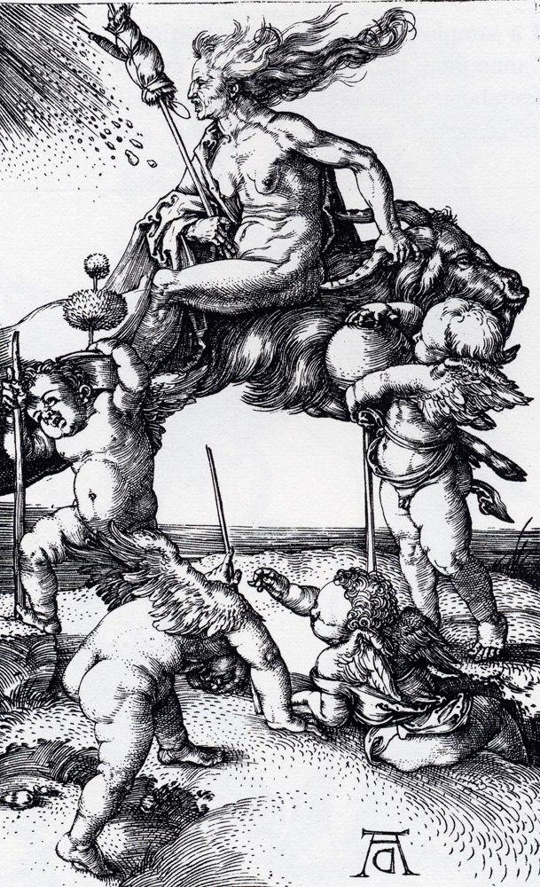 Die Hexe (Albrecht Dürer)