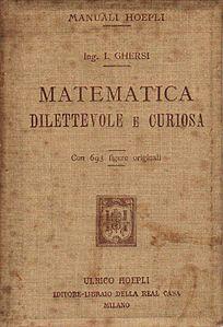 Pdf libri matematica