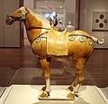 Dinastia tang, cavallo, 700-750 ca, forse dall'henan.jpg