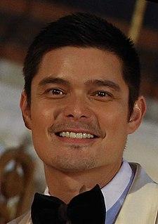 Dingdong Dantes Filipino actor and film director