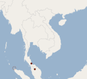 Distribution of Myotis hermani.png