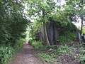 Disused railway -Fibbersley Local Nature Reserve - geograph.org.uk - 838439.jpg