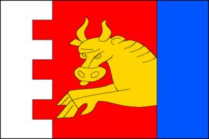 Dobronín - Image: Dobronin CZ flag