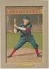 Dode Paskert, Cincinnati Reds, baseball card portrait LCCN2007685625.tif