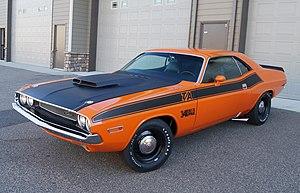 Dodge Challenger - Dodge Challenger T/A