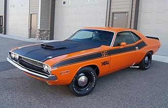 Dodge Challenger - 1970 Dodge Challenger T/A