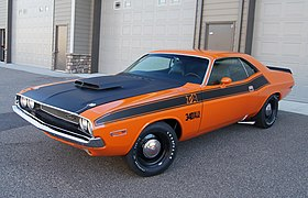 Dodge challenger 69