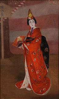 Classical Japanese dance-drama