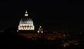 Dome of Saint Peter's Basilica (exterior) at night1.jpg