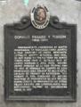 Domingo Franco y Tuason NHCP Historical Marker.png