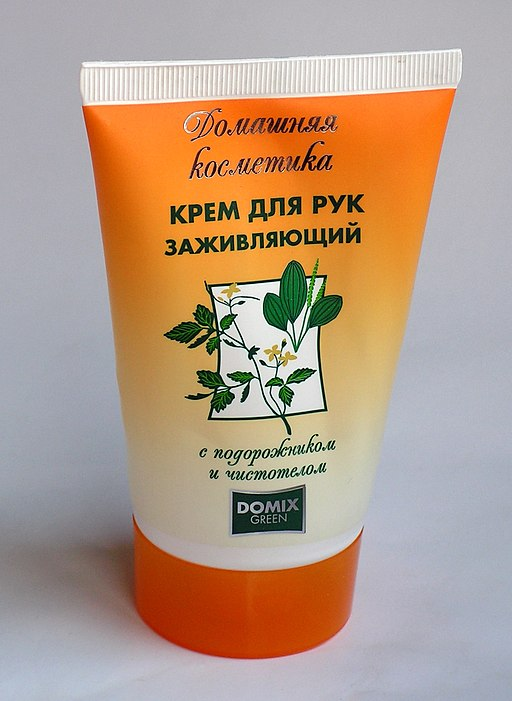 Domix Green Крем с подорожником и чистотелом20100405 39