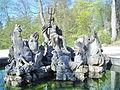 Donndorf - Schlosspark Fantaisie - Neptunbrunnen 01 - Vorderansicht (15.04.2007).jpg