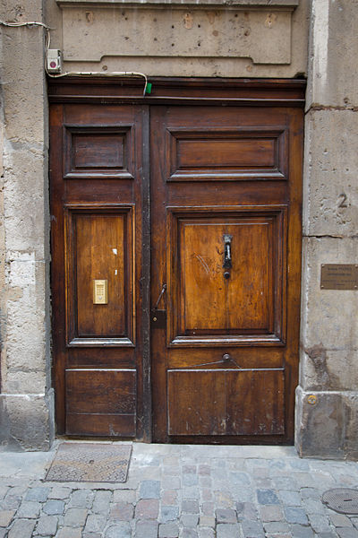 Doors of Lyon, France 12.jpg