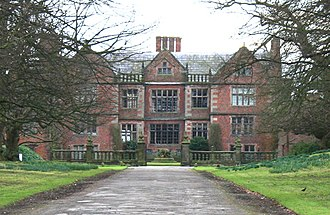 Grade I listed non-ecclesiastical buildings in Cheshire - Dorfold Hall